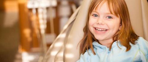 Zahnbehandlung für Kinder