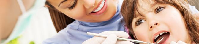 Der 1. Zahnarztbesuch
